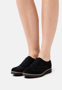 Anna Field - Casual lace-ups - black - 0