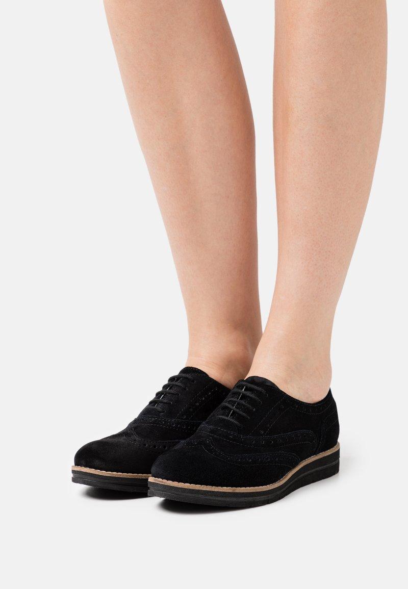 Anna Field - Casual lace-ups - black