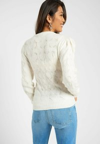 ORSAY - Jumper - white pearl - 2