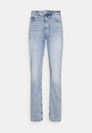 ETHAN RELAXED STRAIGHT - Jeans baggy - light-blue denim