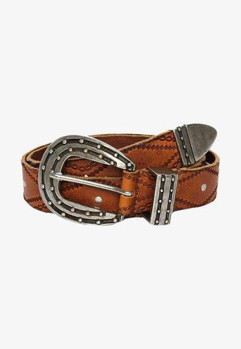 Belt - marrón tan
