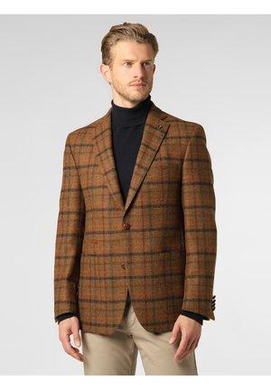 SAKKO TERRY - Blazer jacket - schilf messing