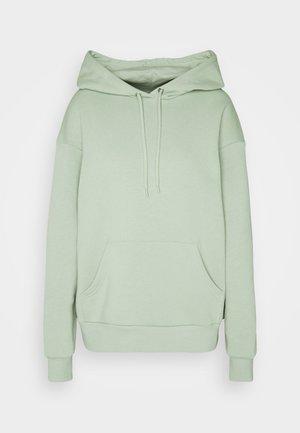 Jersey con capucha - green dusty light