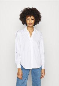 Opus - FULINE SPORTY - Skjorte - white - 0