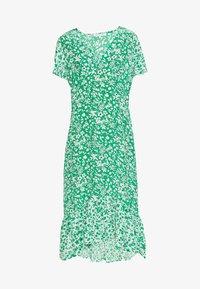 DRESS - Maxikjole - blossom green
