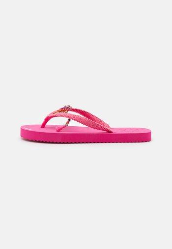 ORIGINALS TRIANGLE - T-bar sandals - very pink