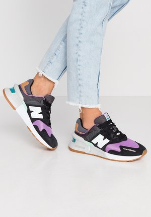 WS997 - Sneakers basse - black