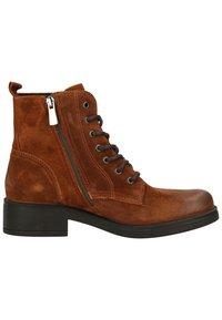 IGI&CO - Platform ankle boots - cognac - 6