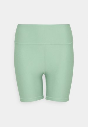 REVERSIBLE BIKE SHORT - Leggings - mint chip