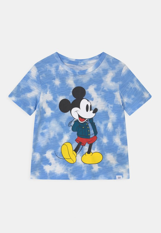 TODDLER BOY MICKEY MOUSE - T-shirt con stampa - blue