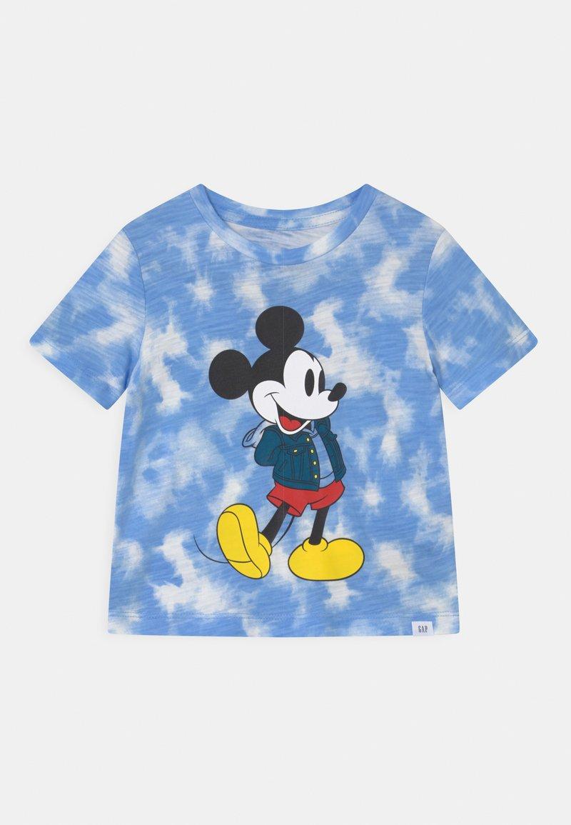 GAP - TODDLER BOY MICKEY MOUSE - Print T-shirt - blue