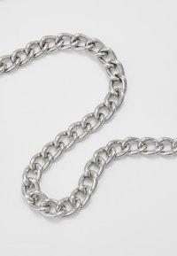Burton Menswear London - TROUSER CHAIN - Nyckelringar - silver-coloured - 3