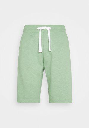 Short - light mint green