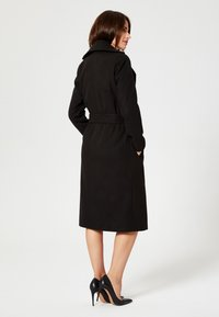 usha - Classic coat - black - 2
