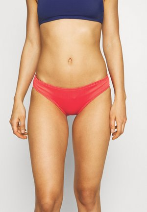 MIND OF FREEDOM FULL BOTTOM - Bikini bottoms - poppy red