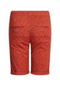 WE Fashion - MET PRINT - Shorts - terra cotta - 1