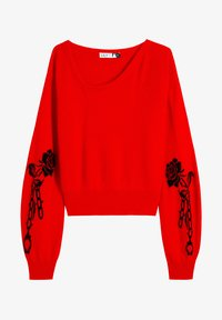 LILY - Jersey de punto - red - 3