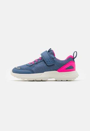 RUSH - Trainers - blau/rosa