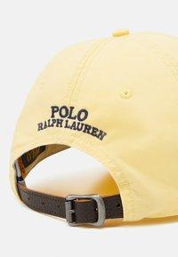 Polo Ralph Lauren - CLASSIC SPORT UNISEX - Lippalakki - empire yellow - 5