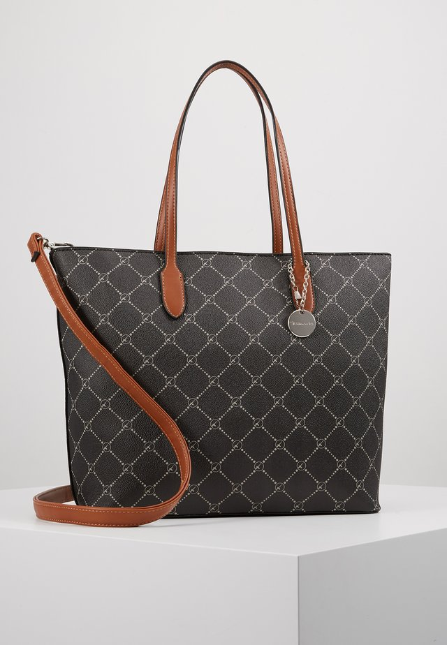 ANASTASIA - Tote bag - black