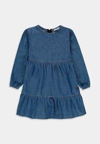 Esprit - Denim dress - blue medium washed - 2