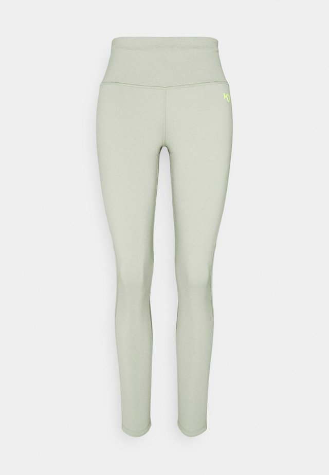 JULIE HIGH WAIST - Legging - slate