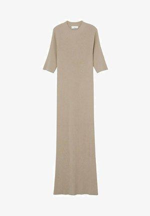 CANE-A - Maxi dress - licht/pastelgrijs