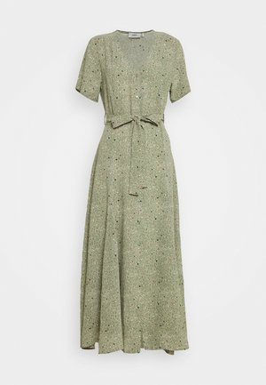 ZALO - Shirt dress - vineyard green