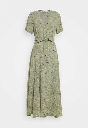 ZALO - Košilové šaty - vineyard green