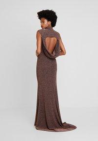 Jarlo - HART - Společenské šaty - bronze - 0