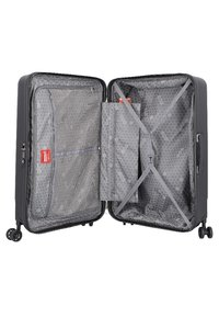 Hardware - Wheeled suitcase - black - 4
