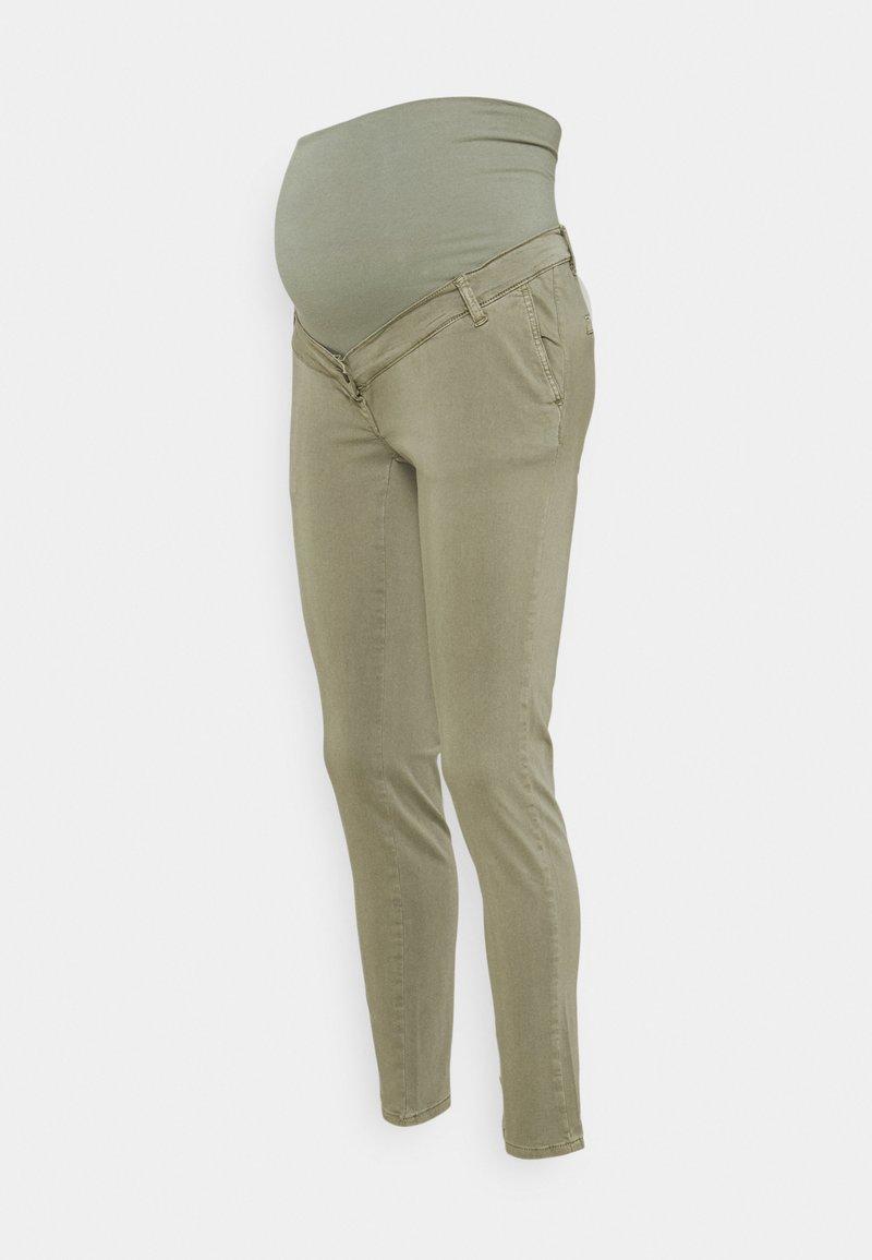 LOVE2WAIT - CHINO - Spodnie materiałowe - green