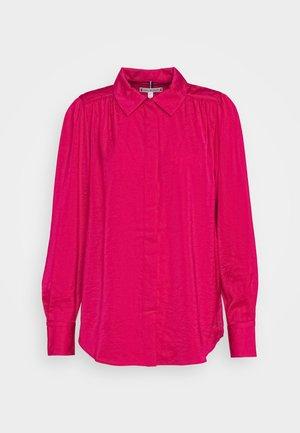 SYLVIA BLOUSE - Overhemdblouse - ruby jewel