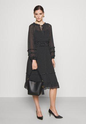 ADLEY SHOULDER SMALL - Handbag - black