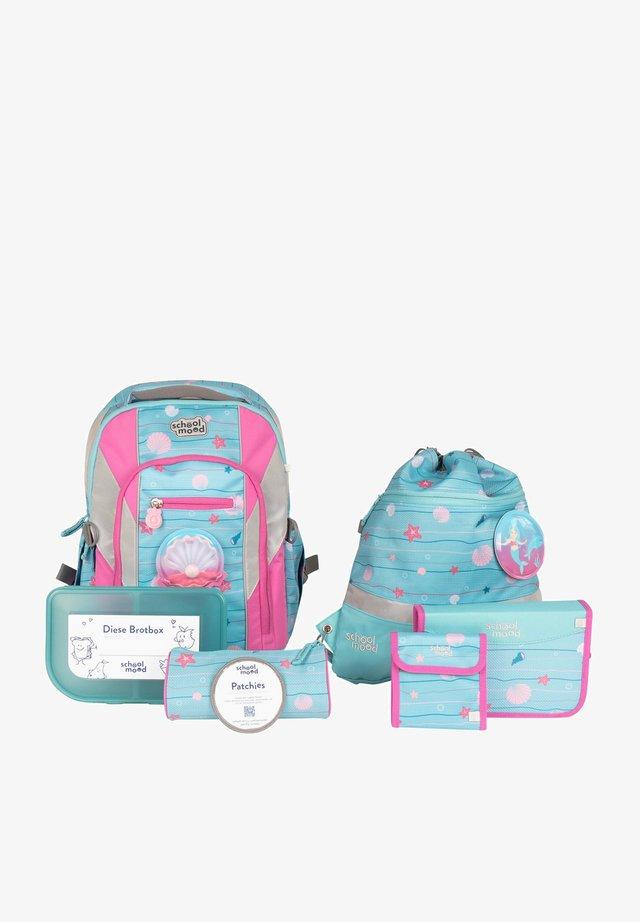SET - Set d'écolier - turquoise