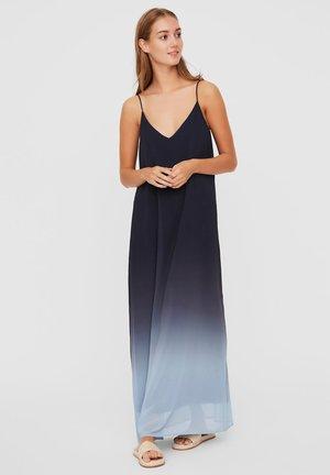 Maxi dress - placid blue
