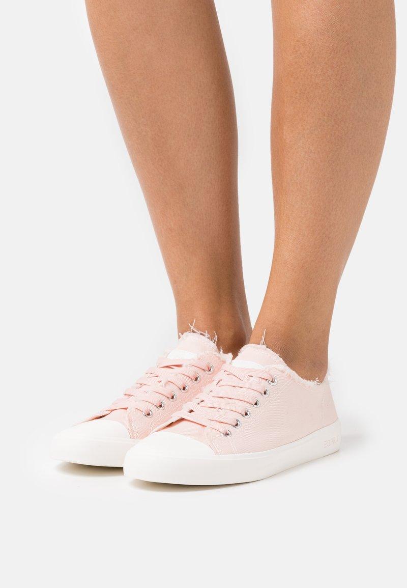 Esprit - NOVA LU - Trainers - pastel pink