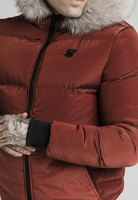SIKSILK - DISTANCE JACKET - Winterjas - red - 4