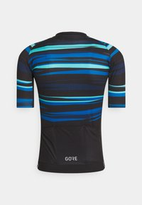 Gore Wear - SAVANA MENS - T-Shirt print - black/blue - 1