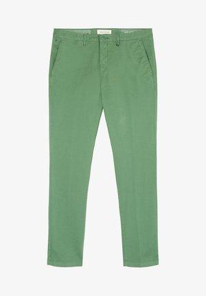 Chinos - basalt green