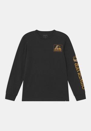 SEAQUEST - T-shirt à manches longues - black