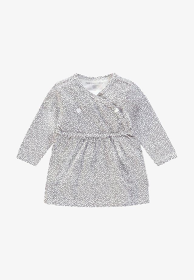 MATTIE - Day dress - white
