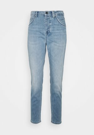 FREJA - Relaxed fit jeans - mid blue