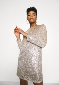 TFNC - REVEL DRESS - Cocktail dress / Party dress - gold/silver - 3