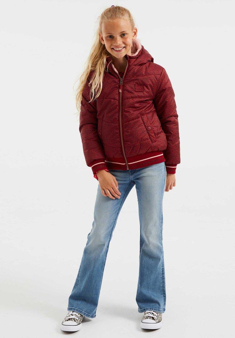 WE Fashion - Winterjas - pink