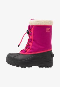 Sorel - YOUTH CUMBERLAND - Winter boots - deep blush - 1