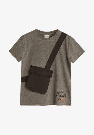 T-shirt print - anthracite
