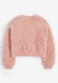Next - FLUFFY - Cardigan - pink - 1