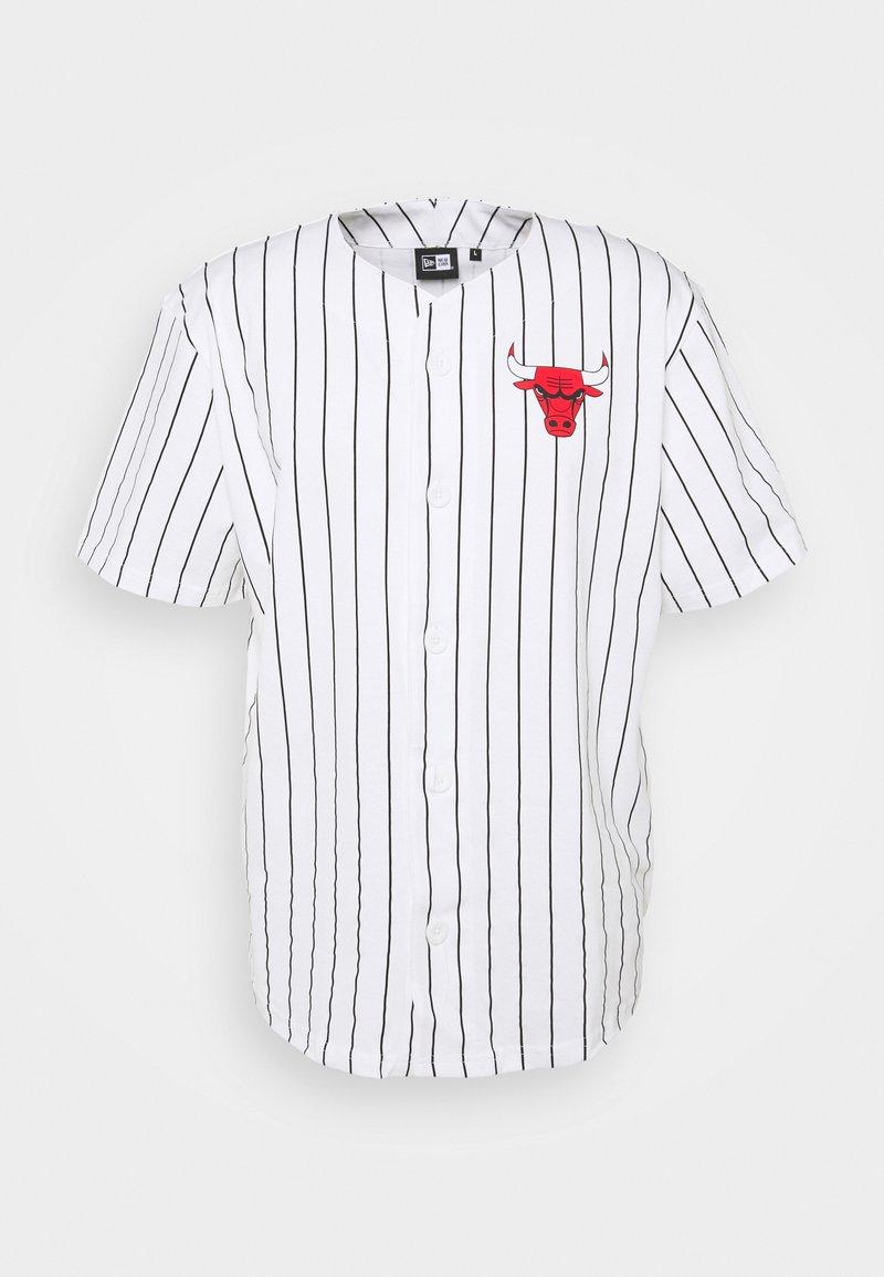 New Era - NBA CHICAGO BULLS BASEBALL  - Club wear - white