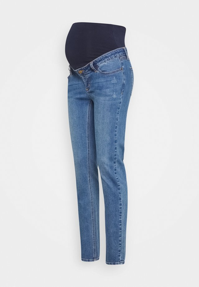 TYLER CLASSIC SLIM LEG - Slim fit jeans - blue